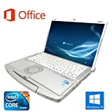 【Microsoft Office 2016搭載】【Win 10搭載】Panasonic CF-F9/新世代Core i5 2.66GHz/メモリ4GB/新品SSD:480GB/スーパーマルチ/14.1インチ/無線LAN搭載/中古ノートパソコン (新品SSD:480GB)