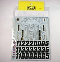 【TABU DESIGN/タブデザイン】1/12 ロータス 72D 1972/73 フルスポンサーデカール