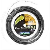 Yonex(ヨネックス) ポリツアープロ 200Mロール 硬式テニス ポリエステル ガット PTP125-2/1.25mm/イエロー [並行輸入品]