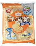白い風船ミルククリーム 21枚×12袋