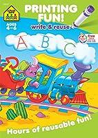 Manuscript Writing: K-2 Write and Reuse Workbook