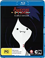 Adventure Time: Season 4 [Blu-ray]