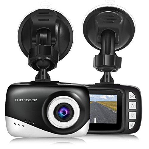 Ubetter ドライブレコーダー 1080PフルHD 1200万画素 4車線の広角撮影 1年保証 常時録画 衝撃録画 駐車監視 動体検知 高速起動