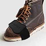 Xcellent Global Motorcycle Shoe Protector Shoe Boot Cover Shifter Companion Black AT022