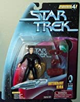 Star Trek Intendant Kira 4.5%ダブルクォーテ% Action Figure Warp 4