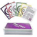 Royal Bingo Supplies ビンゴ読み上げカード ポケットサイズ 3.5インチ x 2.5インチ 81枚パック