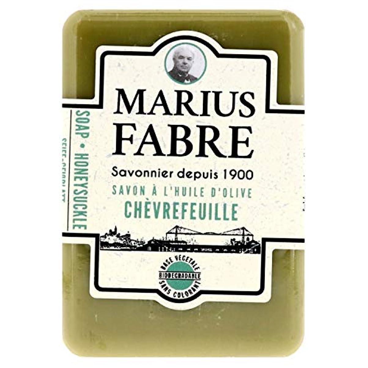 常習的慣らす薬を飲むサボンドマルセイユ 1900 ハニーサックル 150g