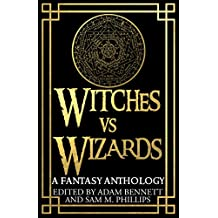 WITCHES VS WIZARDS: A Fantasy Anthology (English Edition)