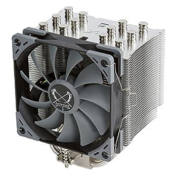 サイズオリジナル設計 120mmサイドフロー型CPUクーラー 無限五 SCMG-5000