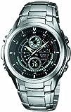 [カシオ]CASIO 腕時計 エディフィス EDIFICE クオーツ アナデジ EFA-116D-1A1JF メンズ