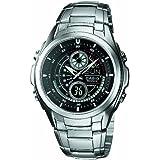 [カシオ] 腕時計 スタンダード EFA-116D-1A1JF シルバー