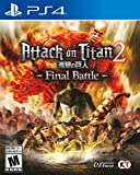 Attack On Titan 2: Final Battle (輸入版:北米) - PS4