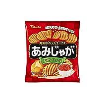 東ハト あみじゃが チリガーリック味 60g×12袋