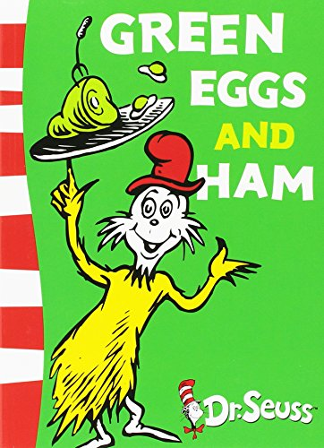 Green Eggs and Ham (Dr. Seuss - Green Back Book)の詳細を見る