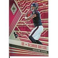 フットボールNFL 2017 Phoenixピンク# 101 DeShaun Watson Rookie 47 / 199 Texans