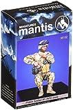 マンティスミニチュア 1/35 現用ポーランド兵1 APCクルー レジンキット Man35102