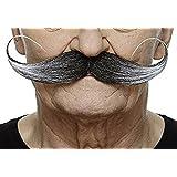 [マスタック]Mustaches Big Maestro salt and pepper moustache [並行輸入品]