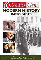 Collins Gem Modern History (Basic Facts S.)