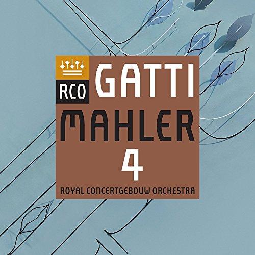 マーラー : 交響曲 第4番 ト長調 (Mahler : Sym.4 / Gatti   Royal Concertgebouw Orchestra) [SACD Hybrid] [Live Recording] [輸入盤] [日本語帯・解説付]