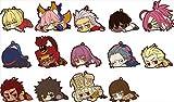 Fate/EXTELLA LINK だる~んラバーストラップコレクション Vol.2 BOX商品 1BOX=14個入り、全14種類