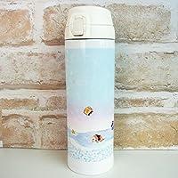 【フェアリーテイル】ワンプッシュステンレスボトル480ml(アリス)[194975]