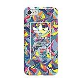 アディダス テニス Adidas(アディダス)アイフォンケース iPhone6/6s/6plus/6splus /7/7plus用 TPU  携帯カバー  スマートフォンアクセサリ (iPhone7plus, A-222) [並行輸入品]
