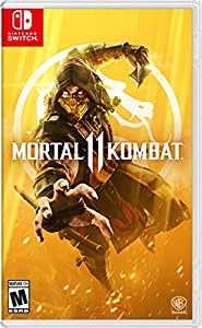 Mortal Kombat 11(輸入版:北米)- Switch