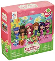 Ceaco Strawberry Shortcake Friends &ペットパズル( 60ピース)