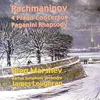 Rachmaninov: 4 Piano Concertos