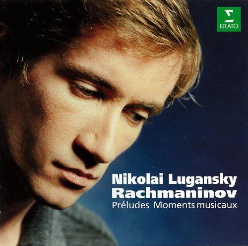 ラフマニノフ:前奏曲集/楽興の時