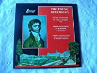 The Young Beethoven - Ludwig Van Beethoven, Martin Galling, Berliner Symphoniker, Carl-August B??nte LP