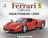 レ・グランディ・フェラーリ 3号 (ENZO FERRARI 2002) [分冊百科] (モデル付) (レ・グランディ・フェラーリ・コレクション)
