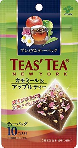 伊藤園『プレミアムティーバッグ TEAS' TEA カモミール&アップルティー』