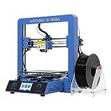 ANYCUBIC i3 Mega 青い 3D プリンター 高精度 printer 大きい印刷サイズ 取り易いヒートベッド 初心者 造形材質1KG