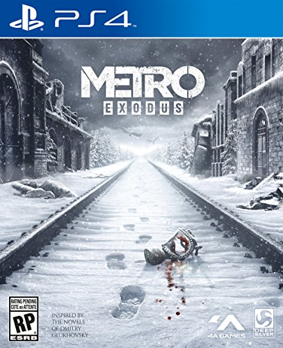 Metro Exodus - PlayStation 4 - from USA.