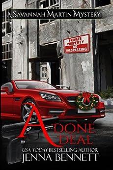 A Done Deal (Savannah Martin Mysteries Book 5) by [Bennett, Jenna]