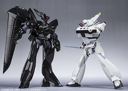 ROBOT魂 機動警察パトレイバー [SIDE LABOR] グリフォン 約130mm ABS&PVC製 塗装済み可動フィギュア
