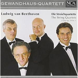 Beethoven: Streichquartette F-Dur op. 59 Nr. 1