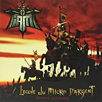 L'ECOLE DU MICRO D'ARGENT  (4CD+DVD / PAL 0) (Speceial Edition Book Packaged )