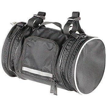 R250(アールニーゴーマル) ドラム型フロントバッグ ブラック R25-K-FRONTBAG-BK ブラック