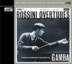 Rossini Overtures [XRCD]