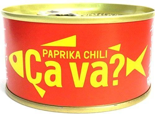 国産サバのパプリカチリソース味 170g×4個