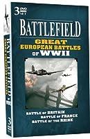 Battlefield: Great European Battles of Wwii [DVD] [Import]