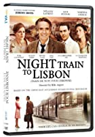 Night Train to Lisbon / [DVD] [Import]