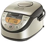 日立 IHジャー炊飯器 極上炊き 5.5合 シルバー RZ-MC10J-S