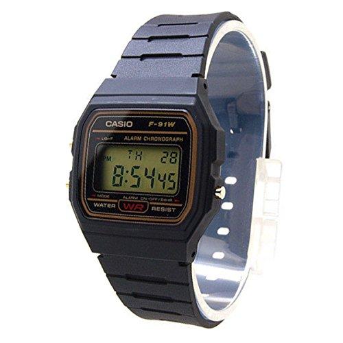 10f676f5e5 CASIO (カシオ) 腕時計 デジタル F-91WG-9 メンズ 海外モデル [逆輸入品]