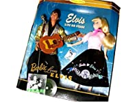 バービー「Barbie Loves Elvis」ギフトセット