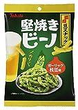 東ハト 堅焼きビーノガーリック枝豆味 50g×12袋