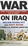 War on Iraq: What Team Bush Doesn't Want You to Know (Mad As Hell Books)