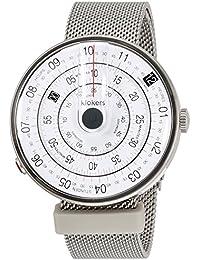 [クロッカーズ]klokers klokers(クロッカーズ) 腕時計 KLOK-01-D2(グレー)本体+ メッシュベルト KLOK-01-D2-KLINK-05 メンズ 【正規輸入品】